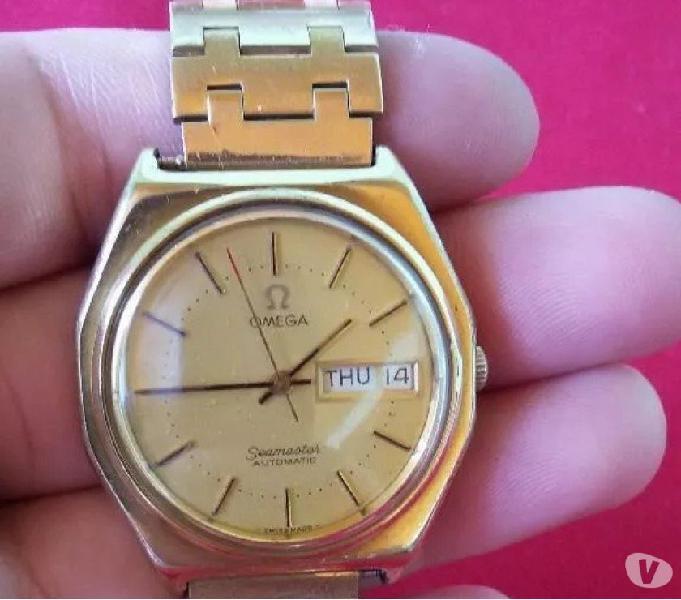 Reloj omega automático
