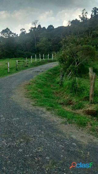 Se vende finca en la vega (Cundinamarca) 10 fanegadas 6