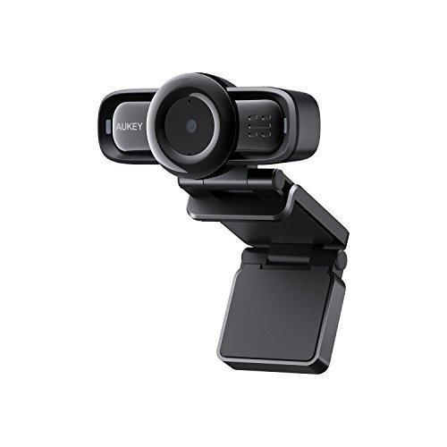 Aukey Camara Web 1080p Full Hd Con Enfoque Automatico