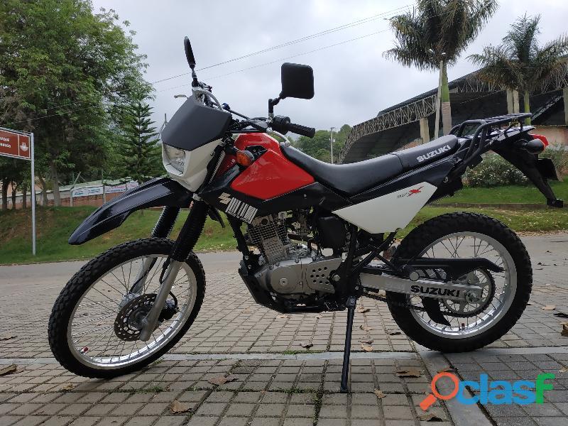 Suzuki drx 200   2019