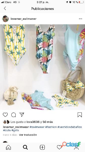 Vendemos y fabricamos vestidos de baño