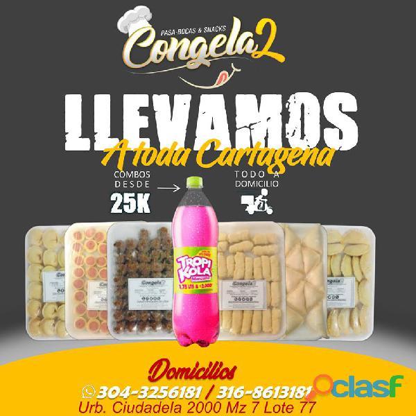 Pasabocas snacks