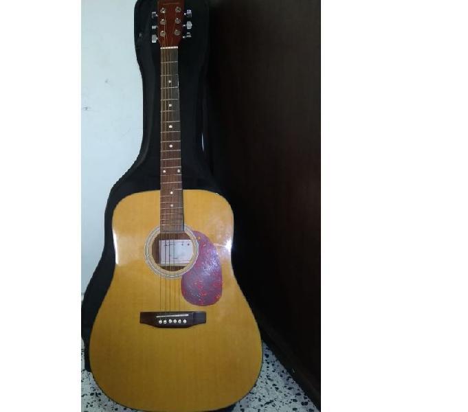 Guitarra Electroacústica Accent