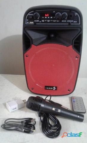 Mini cabinas karaoke – parlante portatil en cali