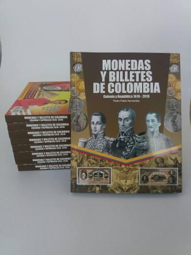 Catalogo billetes y monedas de colombia