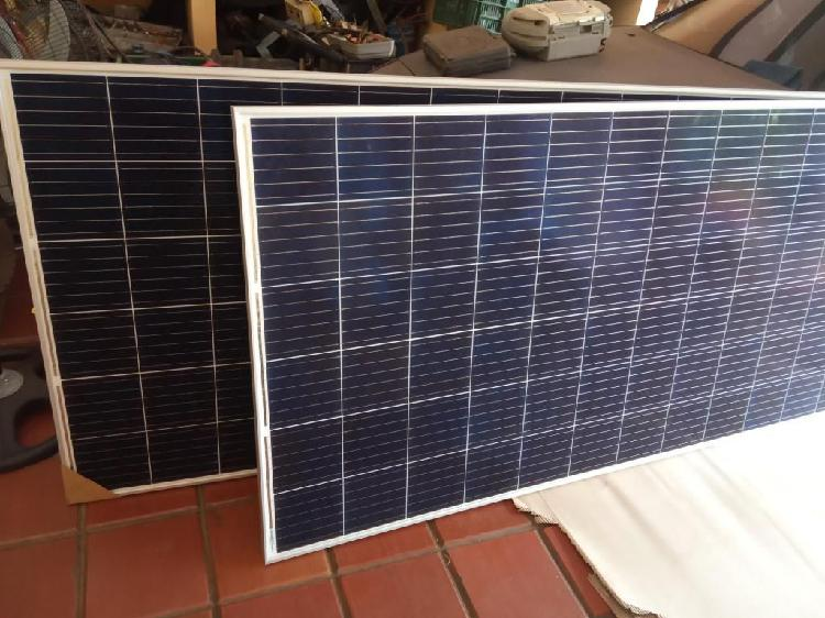 Panel solar qcells policristalino 330w
