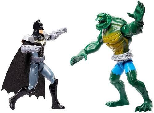 Dc comics batman missions batman & killer croc