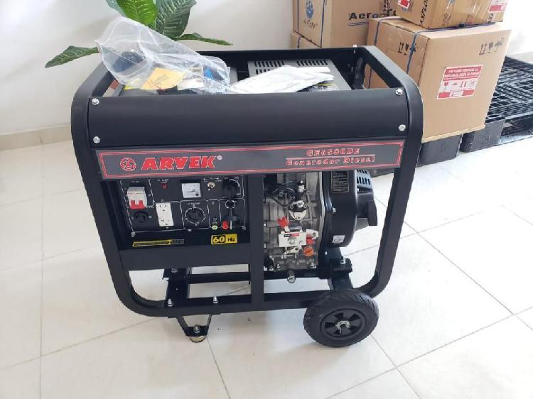 Se vende generador de energía