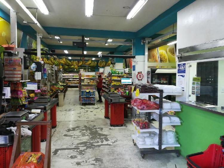 Se vende supermercado acreditado