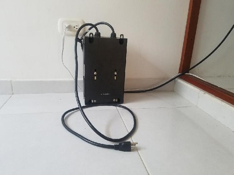 Sistema iluminación hps 400w