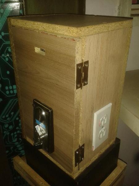 Temporizador con monedero electronico