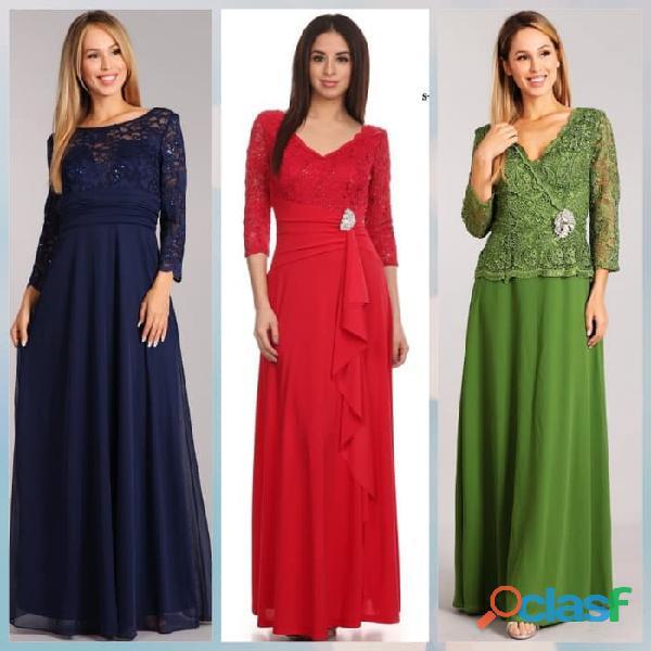 Alquiler de vestidos largos de gala para mujeres en itagui z