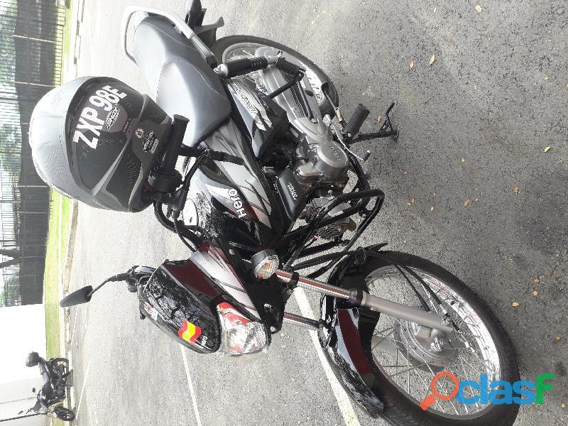 Vendo moto hero eco de lux