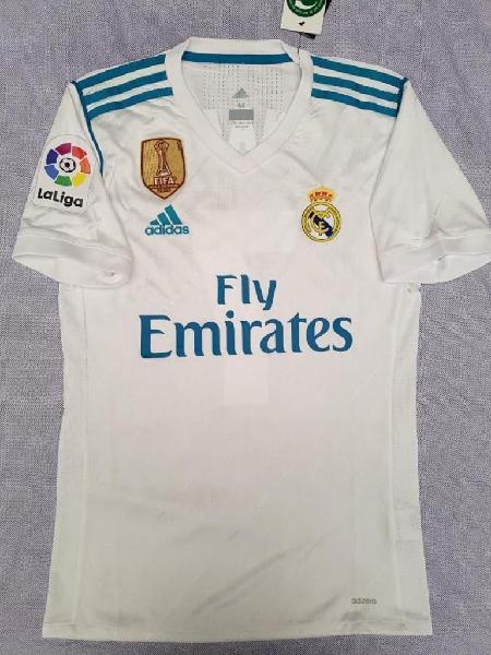 Camiseta de fútbol del real madrid cf