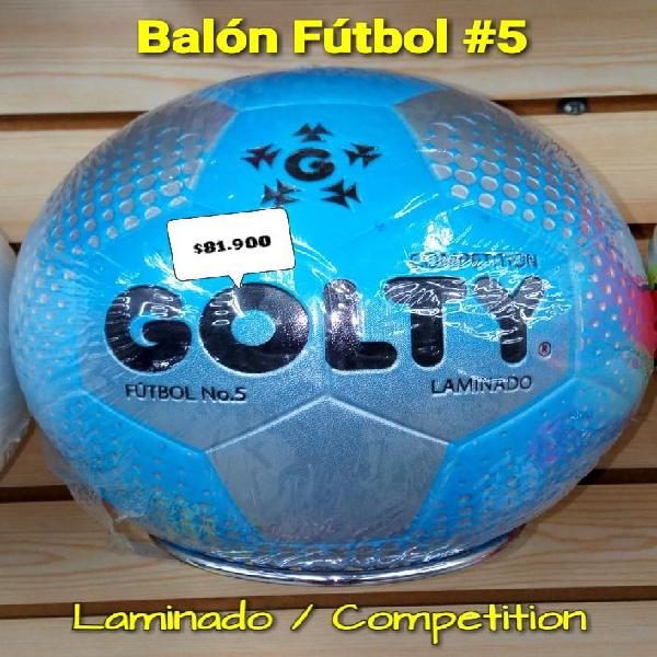 Balón de futbol golty 5 competition