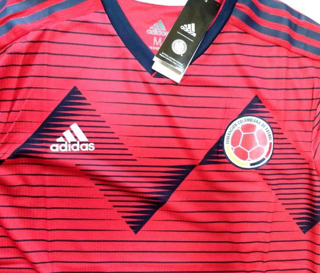 Camiseta selección colombia roja copa america 2019