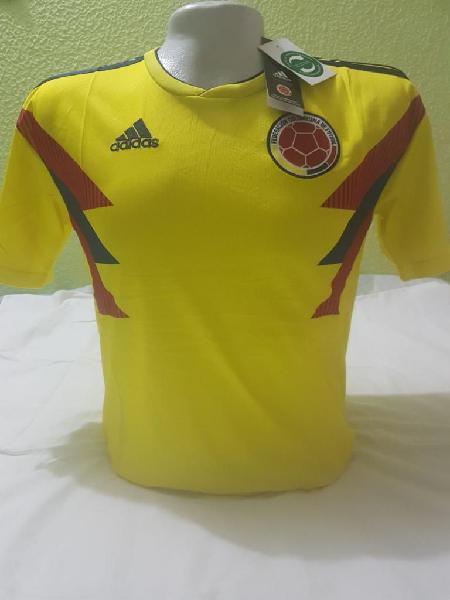 Camiseta seleccion colombia 1a