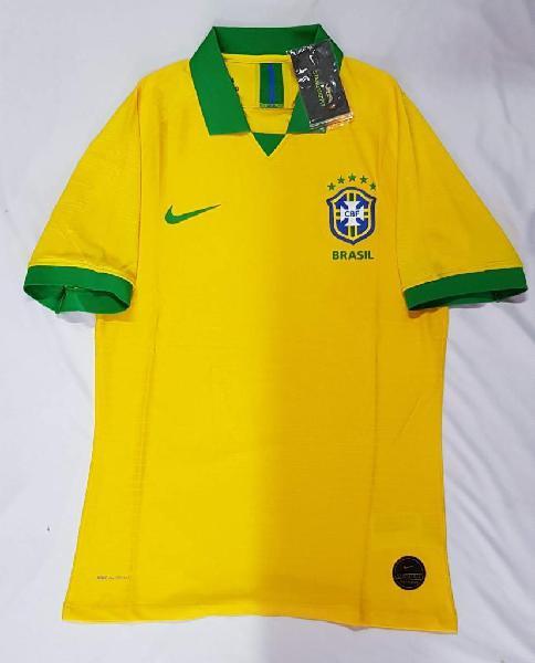 Camiseta de fútbol selección brasil