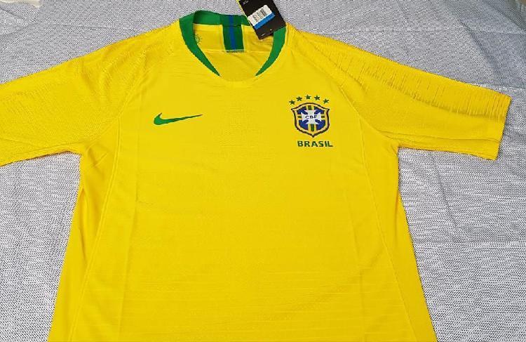 Camiseta de fútbol selección de brasil