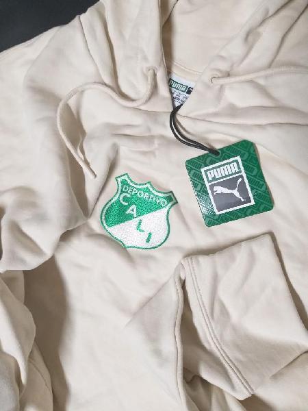 Saco beige deportivo cali puma original