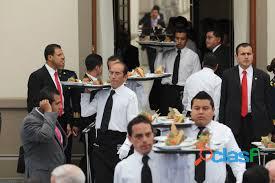 Meseros y Bartender a domicilio en Bogota 2