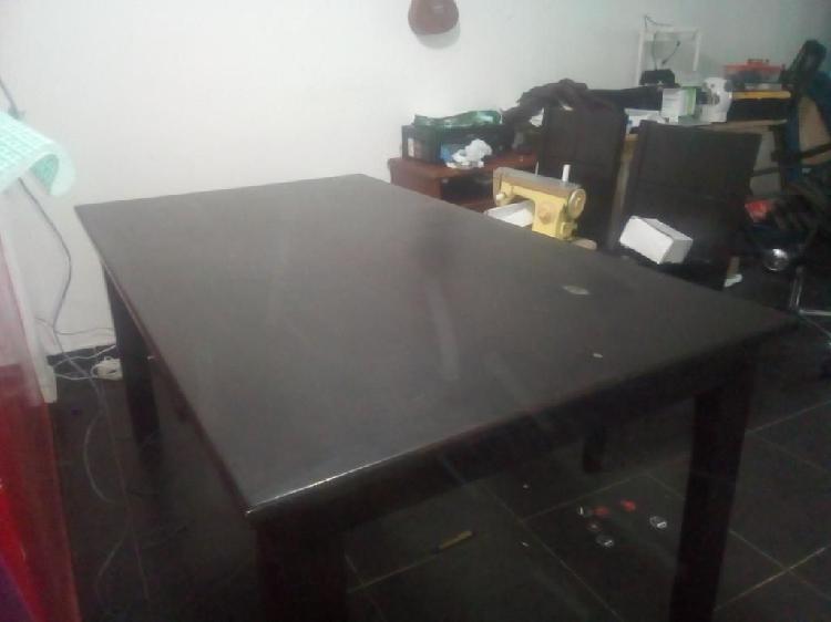 Mesa madera