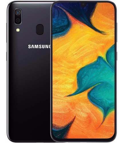 Celular libre samsung a30 6.4'' 64gb + micro 64gb /4gb ram /
