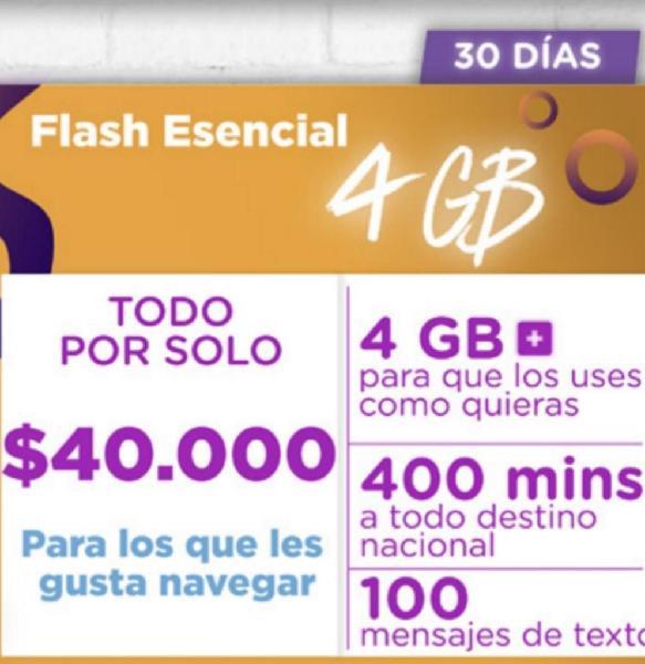 Telefonía flash mobile
