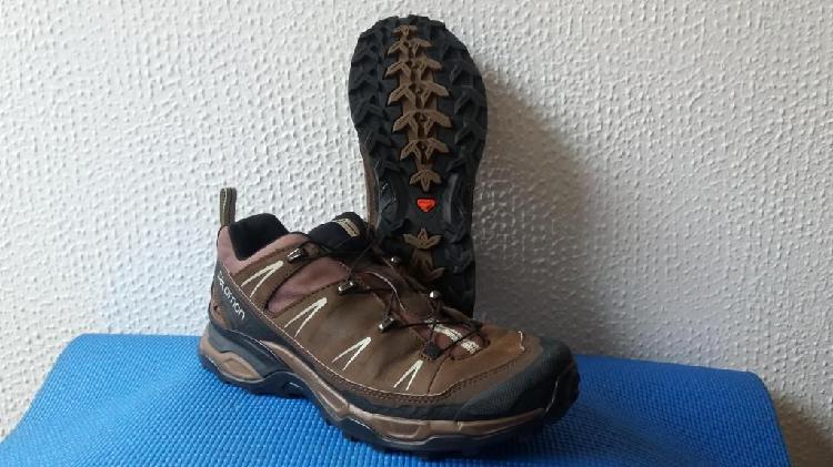zapatillas monta�a salomon decathlon argentina