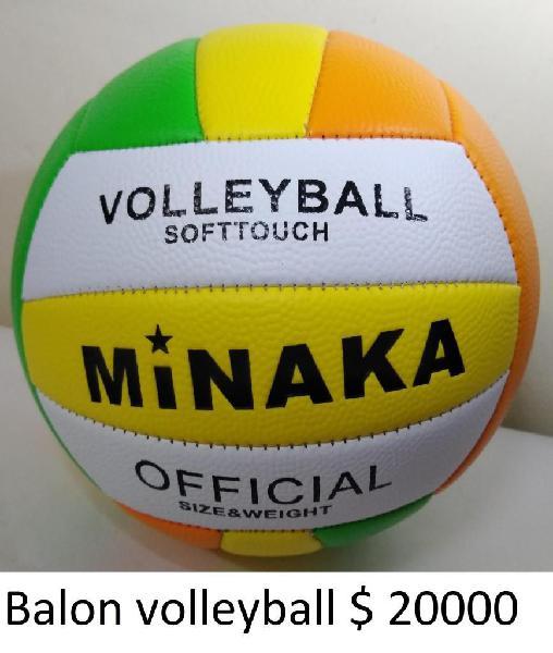 Balon valleyball nuevo