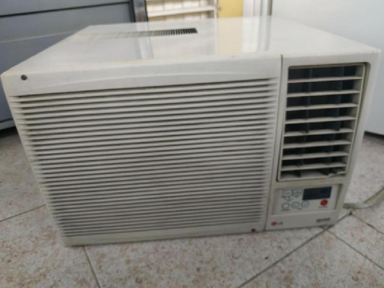 Aire acondicionado ventana lg gold 12000 btu