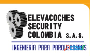 ELEVACOCHES SECURITY COLOMBIA S.A.S.