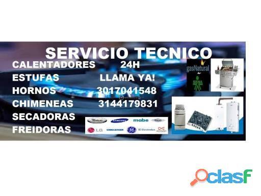 Reparacion y mantenimiento de artefactos de gas 3144179831 2