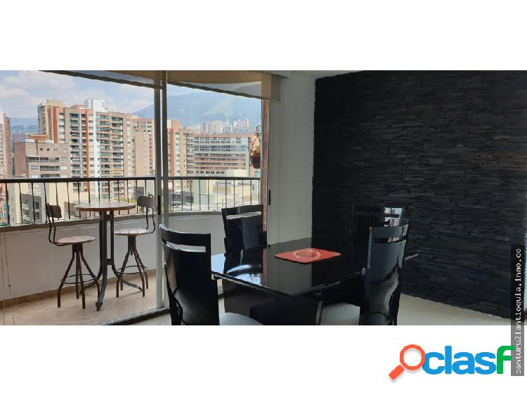Apartamento en zuñiga - piso alto