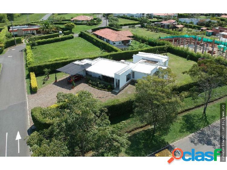 Casa en venta cali jamundi verde horizonte