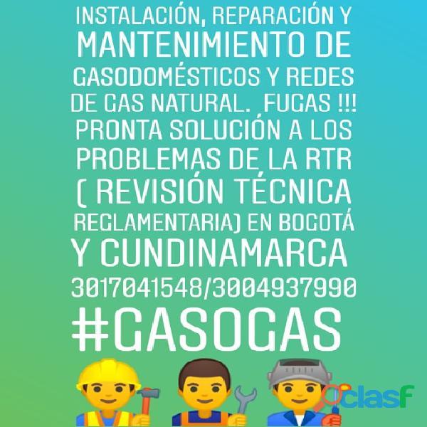 Gas natural gas propano reparamos estufas y calentadores 3144179831