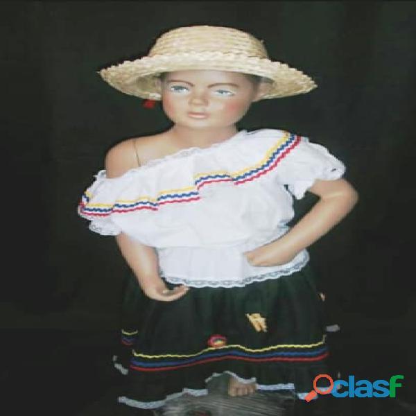 Traje típico antioqueño para niños y niñas medellin   itagui