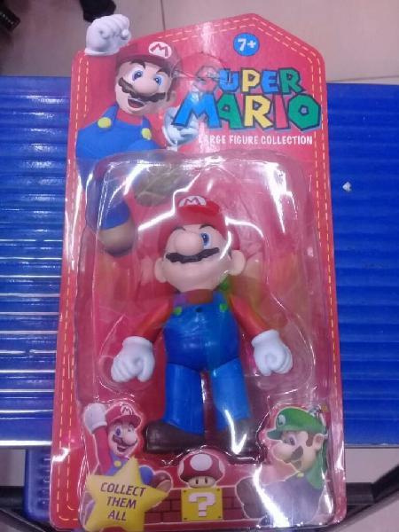 Mario bross juguetes y figuras