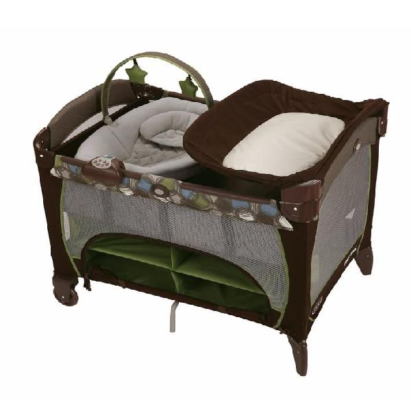 Corral graco pack 'n play con napper dlx