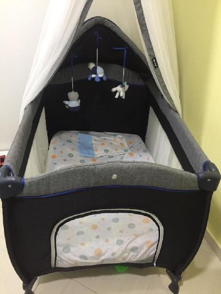 Corral para bebé marca ebaby