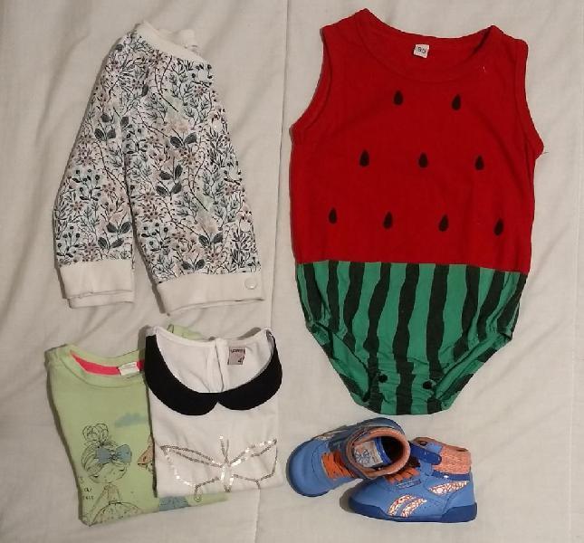 Lote de ropa bebé 12-18 meses