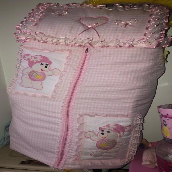 Pañalera pared guarda ropas closet bebe