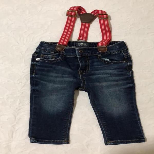 Pantalon de jean bebe de 3 a 6