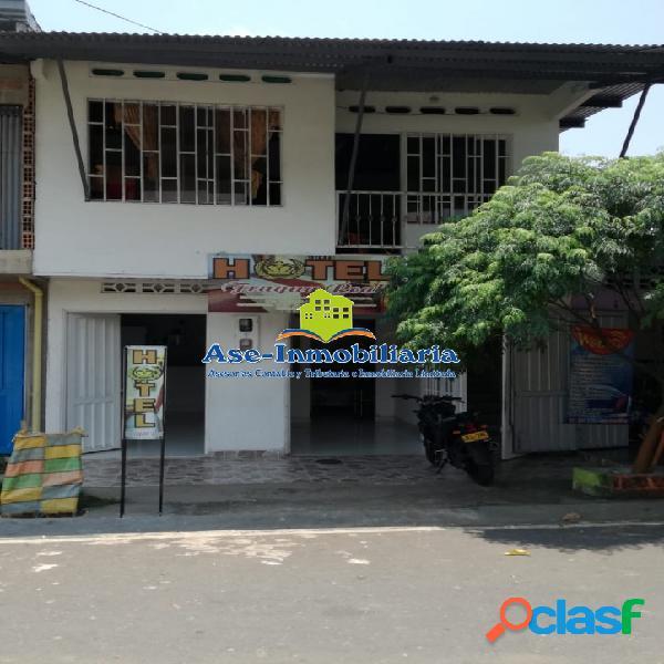 Vendemos amplia casa municipio, san jose del fragua