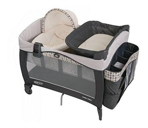 Graco newborn napper vance cuna corral moises bebe