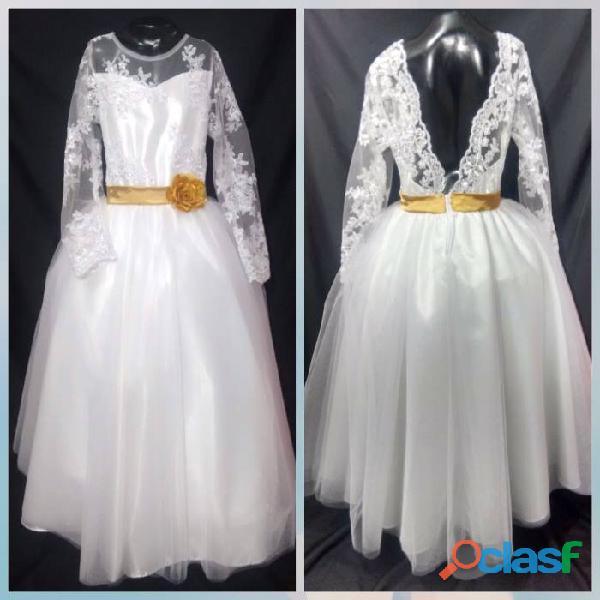 Alquiler de vestidos primera comunión niña medellin * itagui