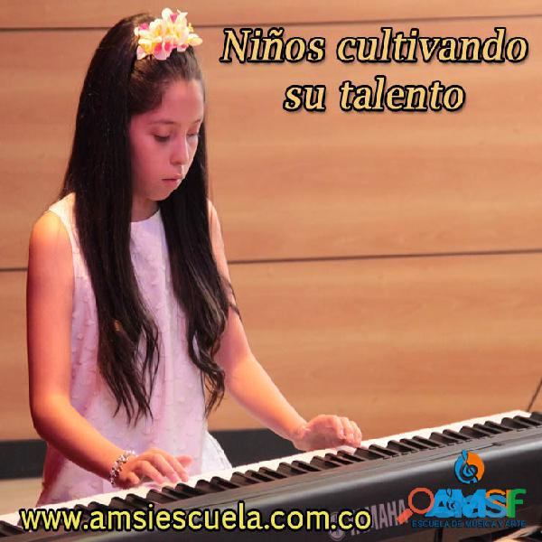 Enseñanza del piano para niños y jóvenes   sector engativá