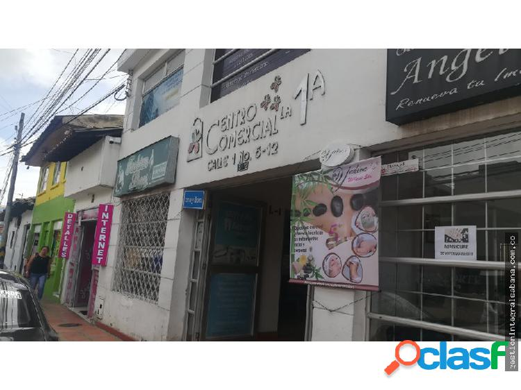OFICINA CAJICA CENTRO - BAÑO PRIVADO 10.97 M2