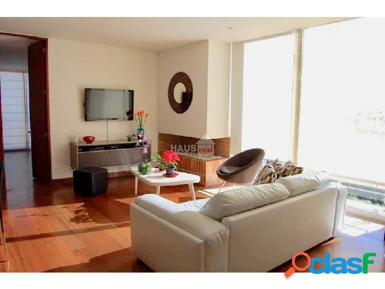 Apartamento en venta o arriendo en chico 2h 3b 2p