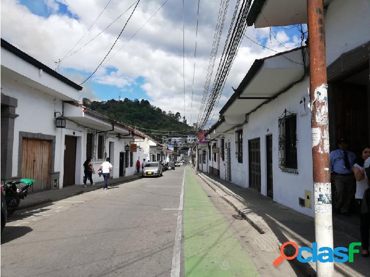 Casa en venta en el centro de popayán, calle 4